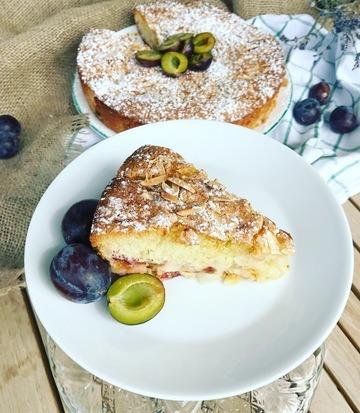 Rezept Apfel Zwetschgen Kuchen