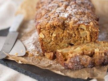 Rezept Apfelkuchen mit Hafer-Streusel