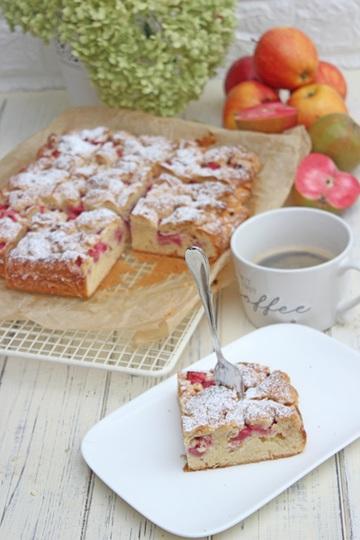 Rezept Apfelkuchen mit Streuseln | Einfach & leicht gemacht