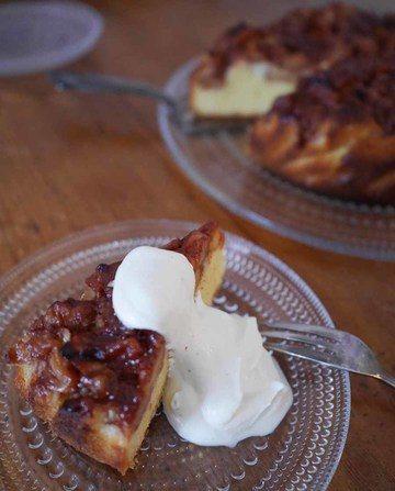 Rezept Apfelkuchen mit Zimt