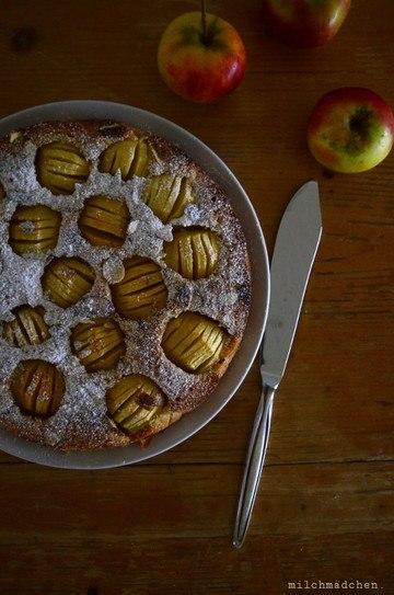 Rezept Apfelkuchen nach Johann Lafer