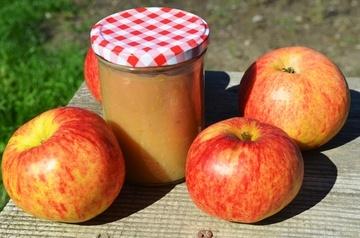 Rezept Apfelmus selber machen und Apfelmus einkochen