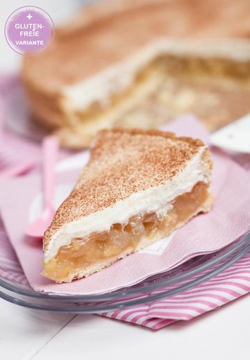 Rezept Apfelwein-Torte