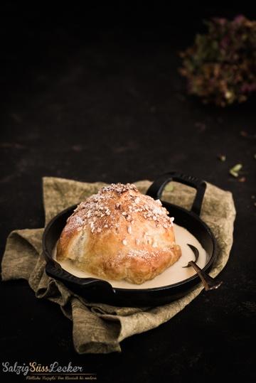 Rezept Appelbollen mit Vanillesauce