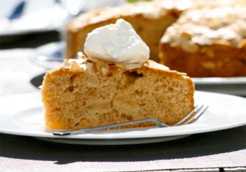 Rezept Äppelpaj – Schwedischer Apfelkuchen