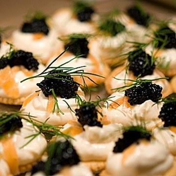 Rezept Appetithäppchen mit Lachs