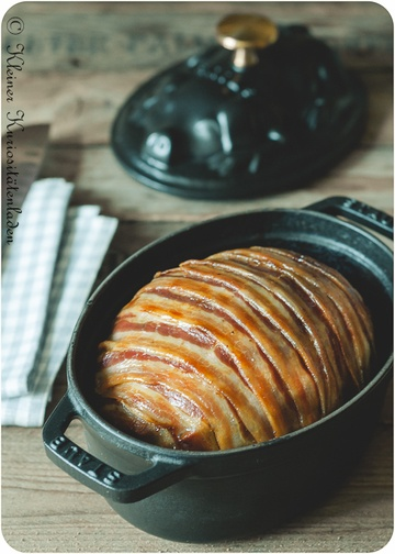 Rezept Apple Bacon Bomb