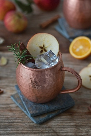 Rezept Apple Moscow Mule