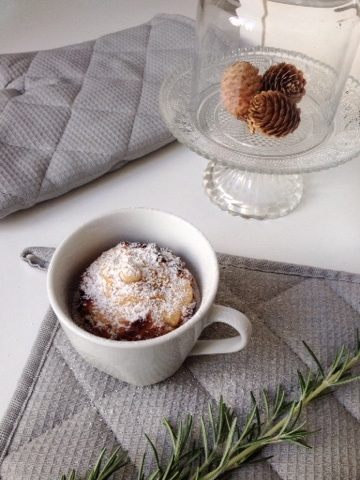 Rezept Apple Pie in a Mug