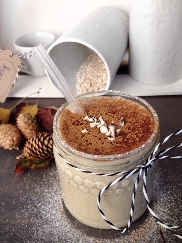 Rezept Apple Pie Smoothie