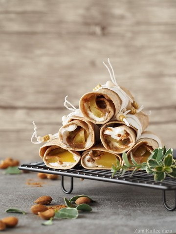 Rezept Apple Pie Wraps