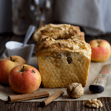 Rezept Apple Pull Apart Bread