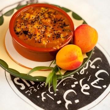 Rezept Aprikosen-Chutney