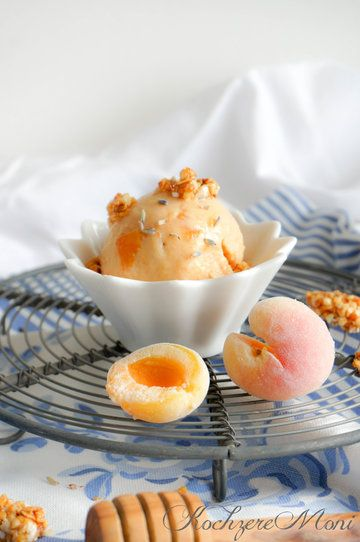 Rezept Aprikosen Frozen Joghurt