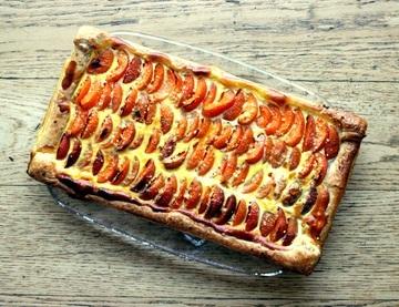 Rezept Aprikosen Jalousie