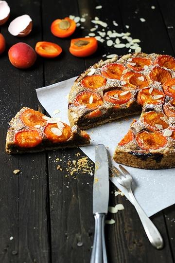 Rezept Aprikosen-Mandel-Tarte
