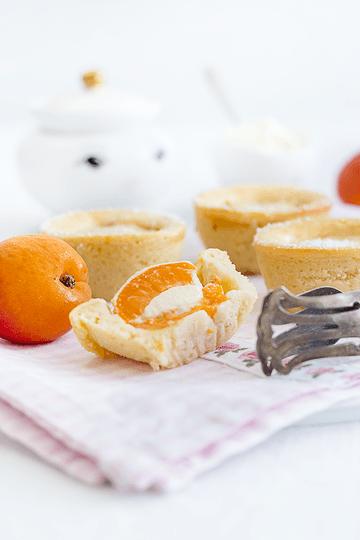 Rezept Aprikosen-Mascarpone-Muffins