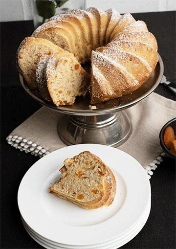 Rezept Aprikosen-Nuss-Gugelhupf