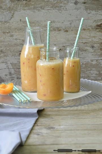 Rezept Aprikosen Smoothie