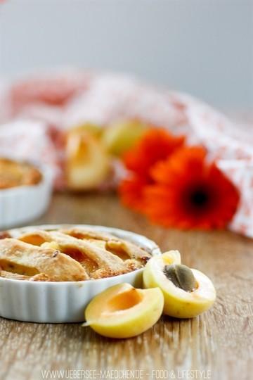 Rezept Aprikosen-Tartelettes
