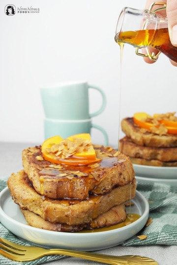 Rezept Armer Ritter der Kokosnuss mit Zimt oder Kokosnuss Zimt French Toast
