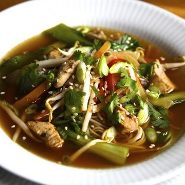 Rezept Asia Noodle Soup