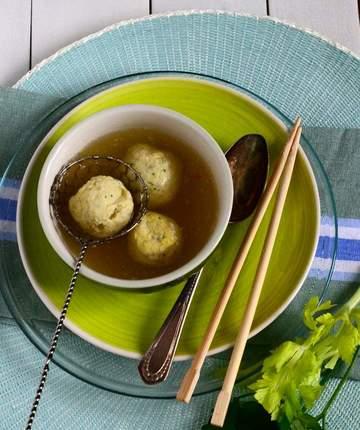 Rezept Asiatische Fischsuppe