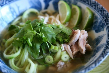 Rezept Asiatische Hühnersuppe