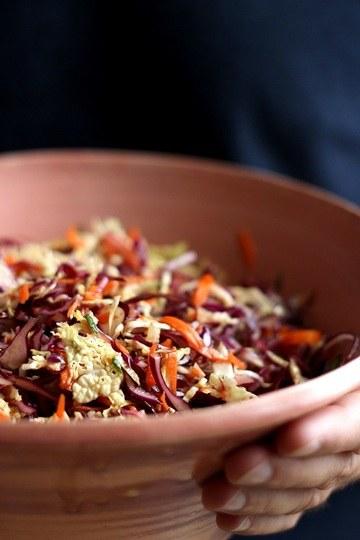 Rezept Asiatischer Krautsalat