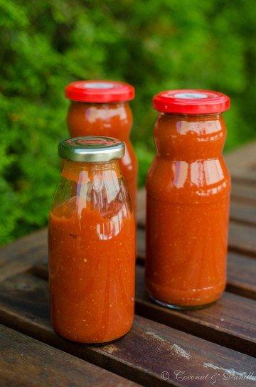 Rezept Auf Vorrat: Super einfache und aromatische Tomatenpassata