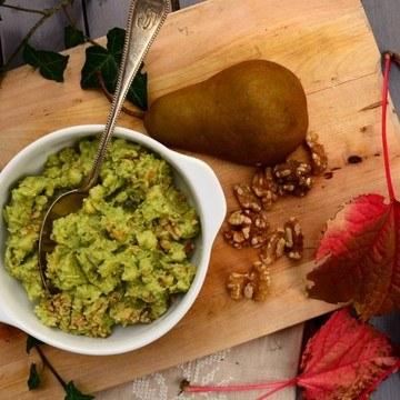 Rezept Avocado-Birnen-Aufstrich