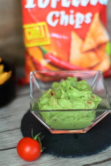 Rezept Avocado Dip für Nachos selber machen