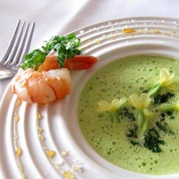 Rezept Bächlauch Suppe