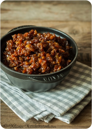Rezept Bacon Jam - Speckmarmelade