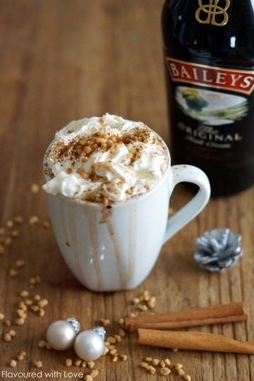 Rezept Baileys Hot Chocolate