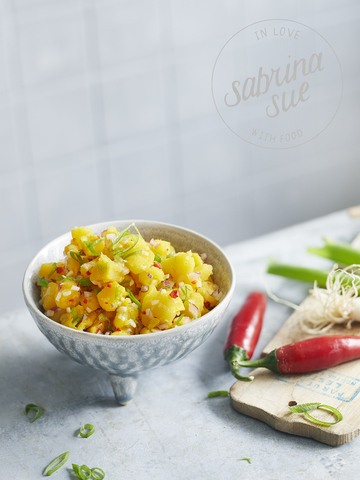 Rezept Balinesischer Kürbis Salat – schnell und einfach