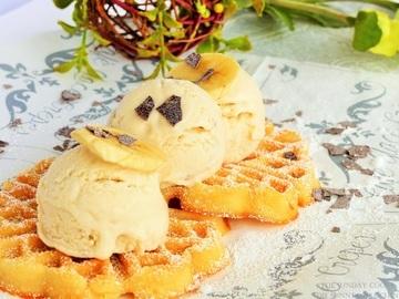 Rezept Bananen Eiscreme