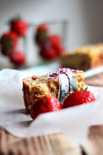 Rezept Bananen-Erdbeer-Brot