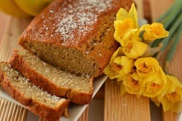 Rezept Bananen-Kokos-Kuchen mit Buttermilch