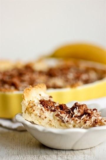 Rezept Bananen-Kokos-Kuchen