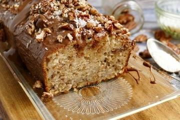 Rezept Bananen-Pekannuss-Kuchen