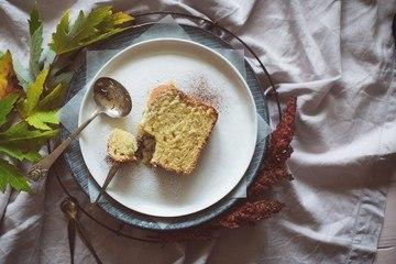 Rezept Bananenbrot mit Crème fraîche