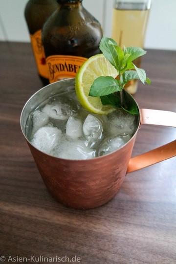 Rezept Bangkok Mule