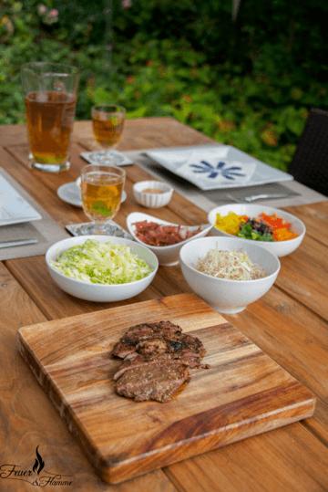 Rezept Barbecue Korean Style