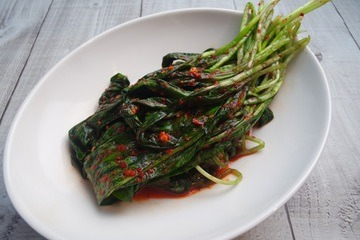 Rezept Bärlauch Kimchi