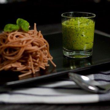 Rezept Bärlauch-Pesto