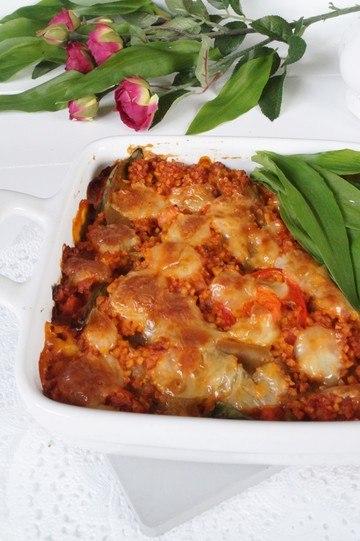 Rezept Bärlauch Soja Lasagne