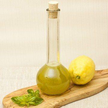 Rezept Basilikum-Zitronen-Sirup