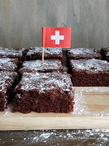Rezept Basler Schoggitorf
