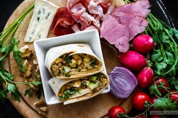 Rezept Bayerischer Burrito